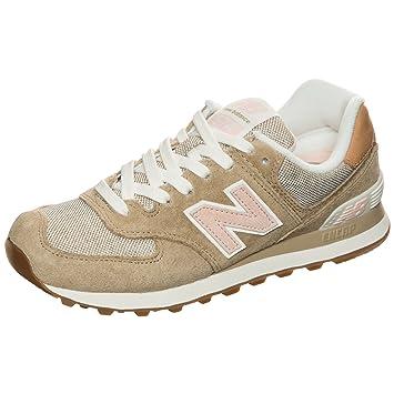 New Balance WL574-BCA-B Sneaker Damen: Amazon.de: Sport & Freizeit