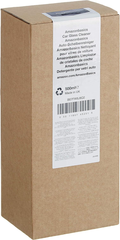 AmazonBasics - Limpiacristales para coche en espray con disparador ...