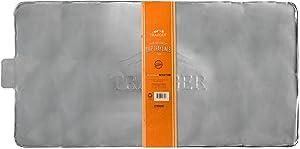 Traeger BAC410 Pellet Grills Pro 34 Tray Liner-Quantity 5, Brown/A