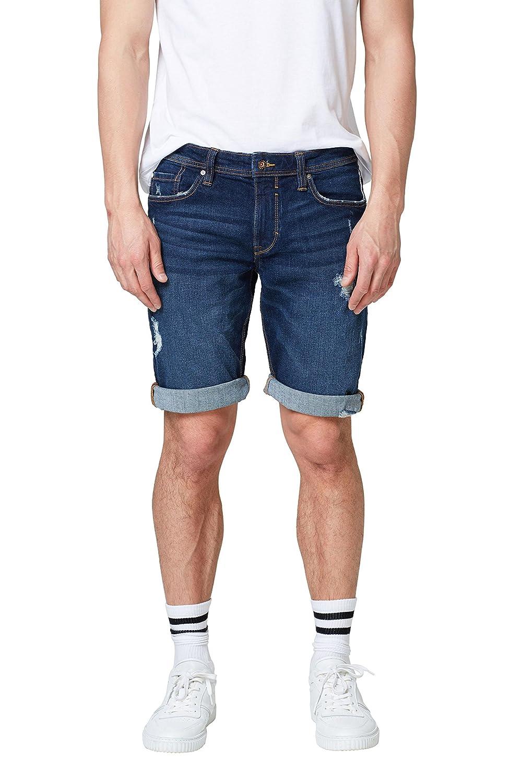TALLA W31 (Talla del fabricante: 31). edc by Esprit Pantalones Cortos para Hombre