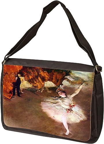 Prima Ballerina by Edgar Degas Laptop Bag – Shoulder Bag – Messenger Bag