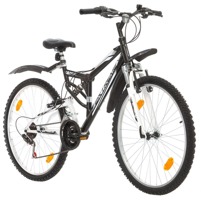 Multibrand, PROBIKE Extreme, 26x17 430 mm, 26 Zoll, Mountainbike, 18 ...