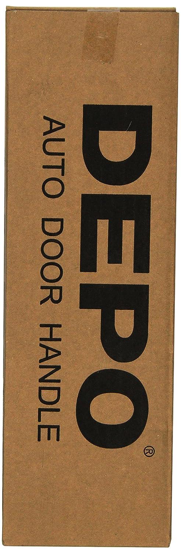 Depo 323-50004-121 Kia Sedona Front Passenger Side Replacement Exterior Door Handle