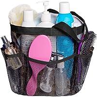Dailychic Portable Caddy with 8 Mesh Storage Pockets, Quick Dry Shower Tote Bag Bath Organizer