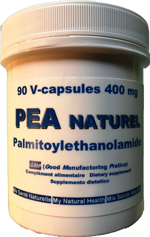 PEA NATUREL Palmitoiletanolamida - DOLOR CRÓNICO - 90 cápsulas ...