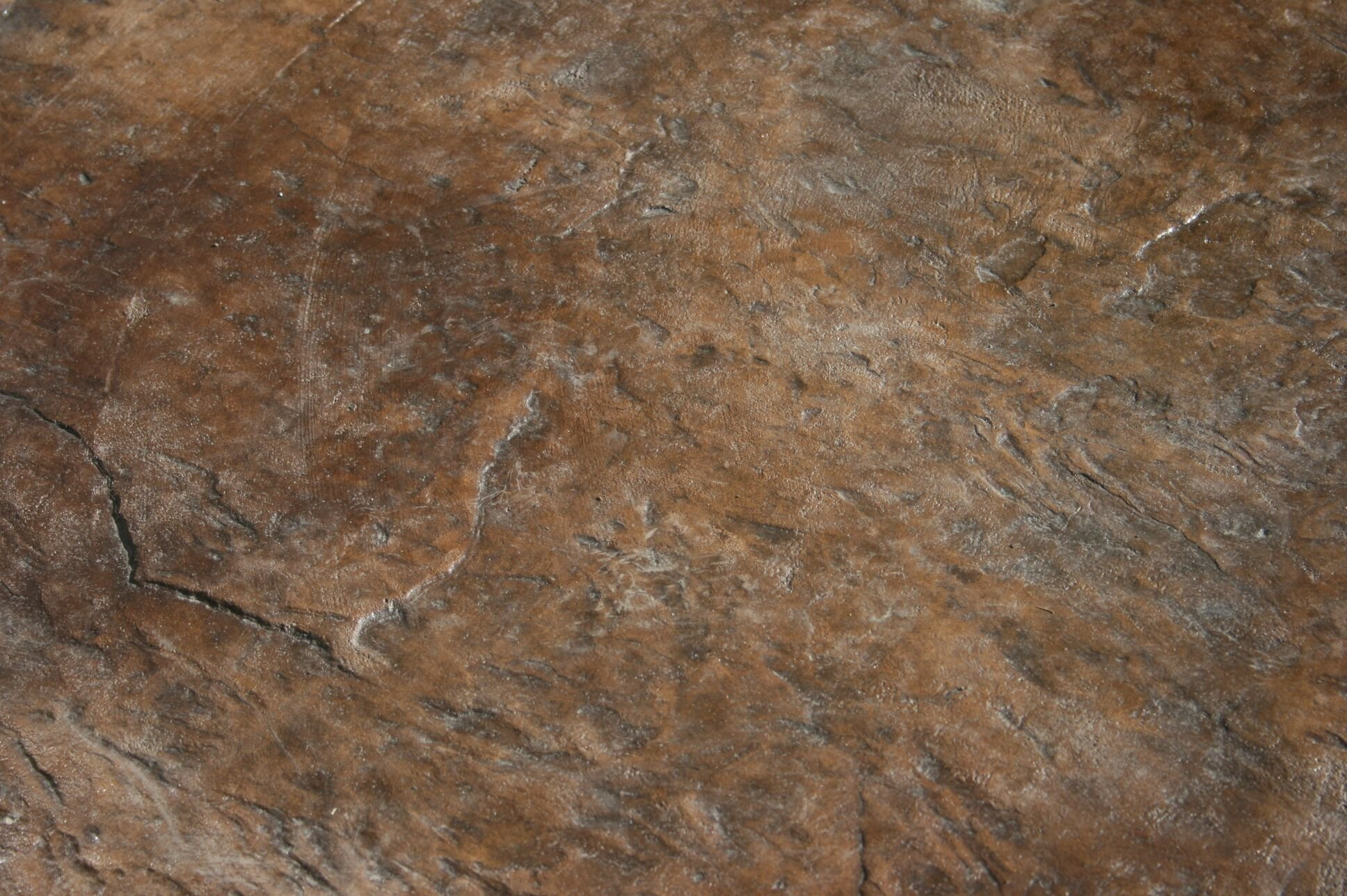 Vermont Slate (3 x 3 ft) Concrete Stamp Seamless Texturing Skin Mat