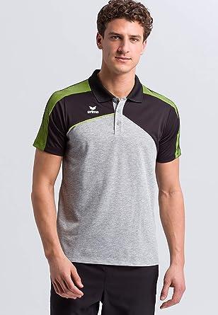 Erima GmbH Premium One 2.0 Polo de Tenis, Mujer, Verde/Negro ...