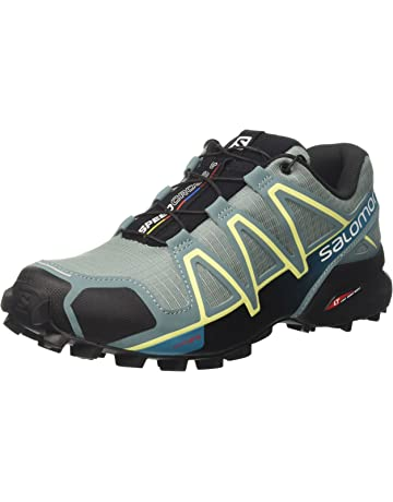 ca9350e3 Salomon Speedcross 4 W, Zapatillas de Trail Running para Mujer