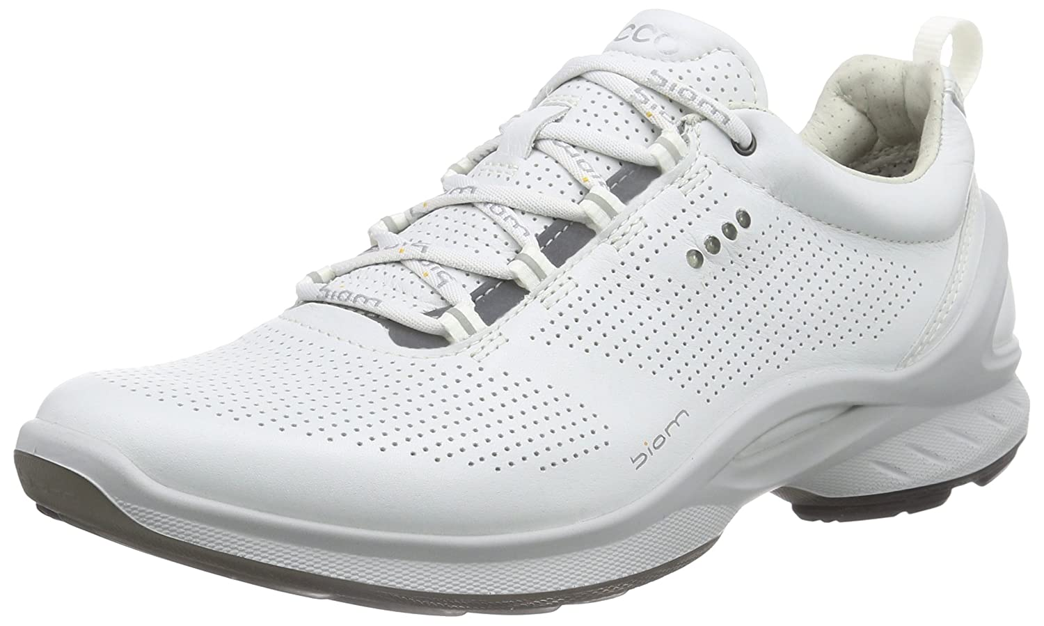 ECCO Women's Biom Fjuel Train Oxford B00VJ5DK0W 38 EU/7-7.5 M US|White
