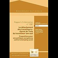 Rapport d'information sur la proposition de directive relative à l'exécution de la directive sur le détachement des travailleurs (French Edition)