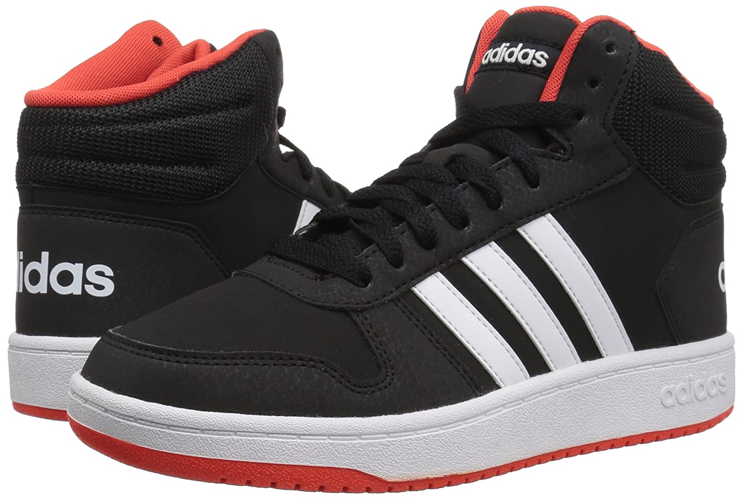 adidas Kids Hoops 2.0 Basketball Shoe