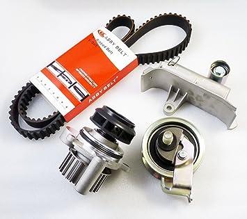 Tensor de correa Bomba de agua nueva 06b109477 a para VW Jetta Golf Beetle Passat Audi A4 TT 1.8T: Amazon.es: Coche y moto