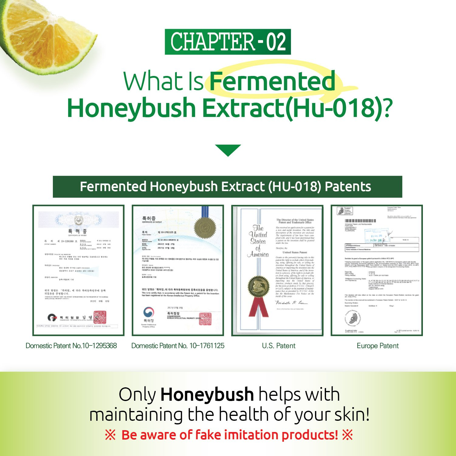 InnerSet Honeybush Pumpkin Nutricosmetic Beauty Drink - 100 ml x 72 pouches - Fermented Extract, Skincare Patented Formulation/Made in Korea/Ships from US California by InnerSet (Image #3)