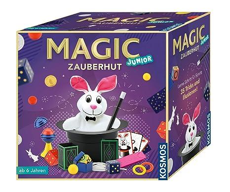 MAGIC Zauberkäfig Spiel Deutsch 2018 Trick- & Zauberartikel