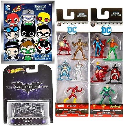 Amazon.com: Figura de DC personaje + Liga de la Justicia ...
