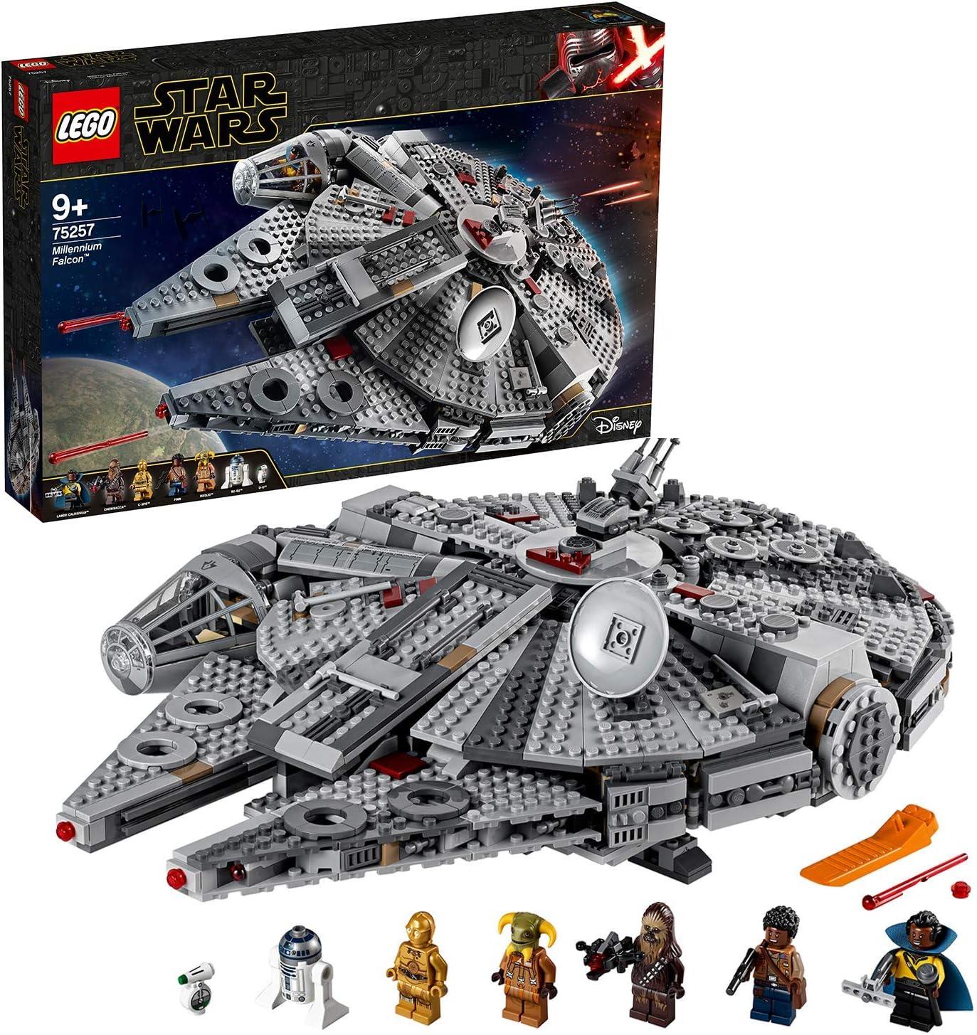 costruire base star wars lego
