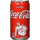 Coca-Cola Classic/Pure Erfrischung mit unverwechselbarem Coke Geschmack in stylischem Kultdesign/24 x 250 ml Dose