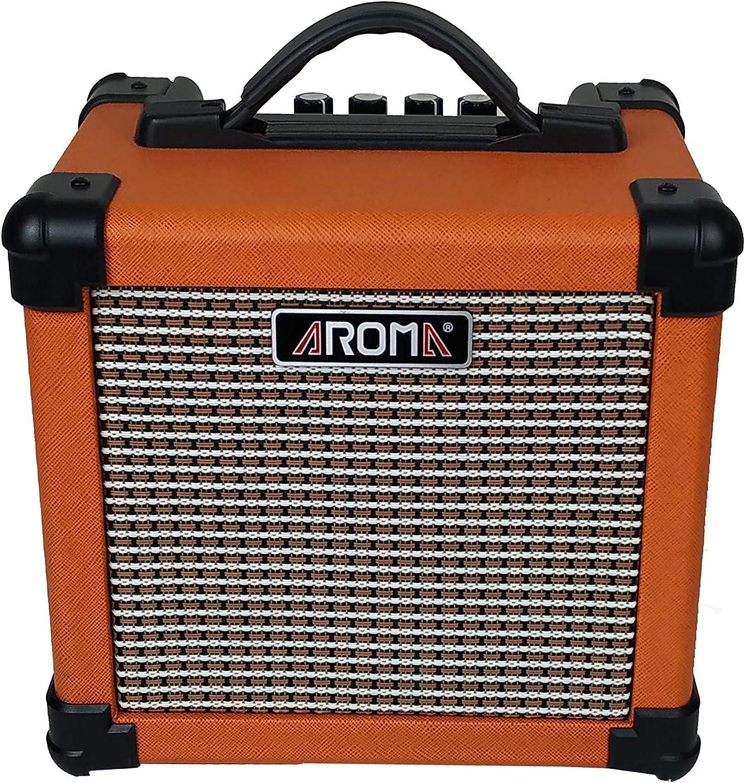 Amplificador guitarra Aroma mod.AG-10: Amazon.es: Instrumentos ...