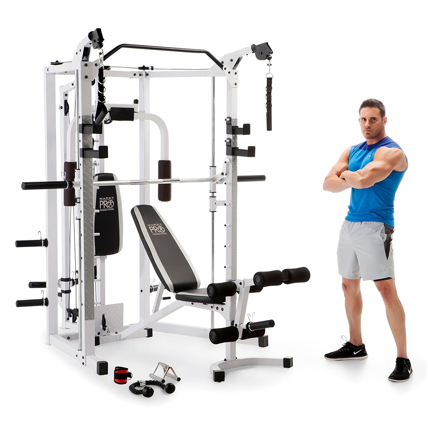 Marcy Combo Smith Home Gym