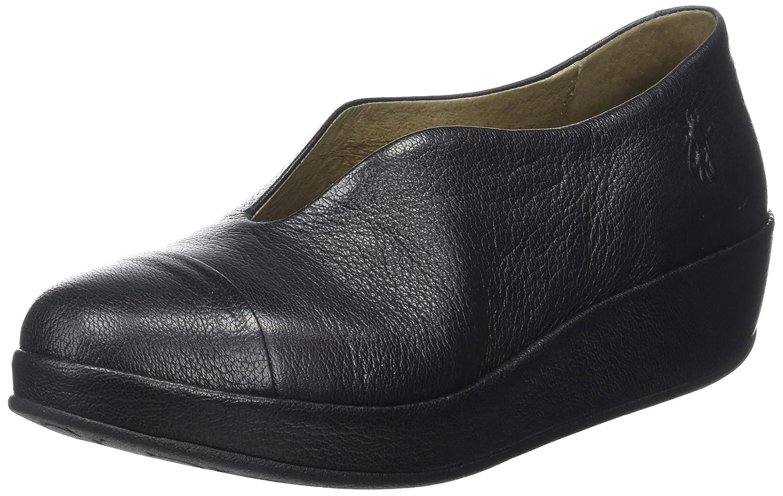 Fly London Batz756fly, Zapatos de tacón con Punta Cerrada para Mujer