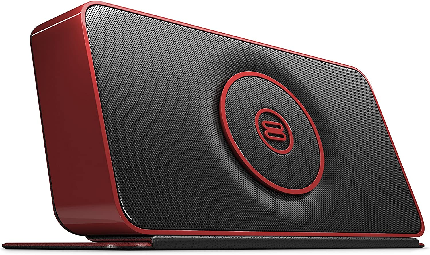 Bayan Audio Soundbook Go Red Portable Bluetooth Speaker With NFC Pairing