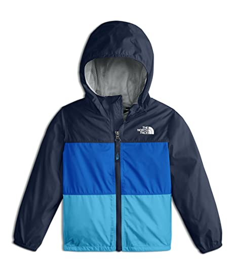 5ea4451817ae Amazon.com  The North Face Toddler Flurry Wind Jacket - Cosmic Blue ...