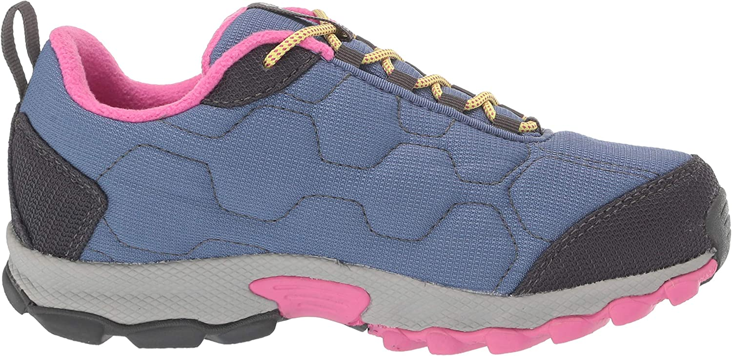 Columbia Unisex Kids/' Youth Firecamp Sledder 3 Wp Low Rise Hiking Boots