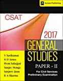 General Studies Paper 2 for Civil Services Preliminary Examination 2017