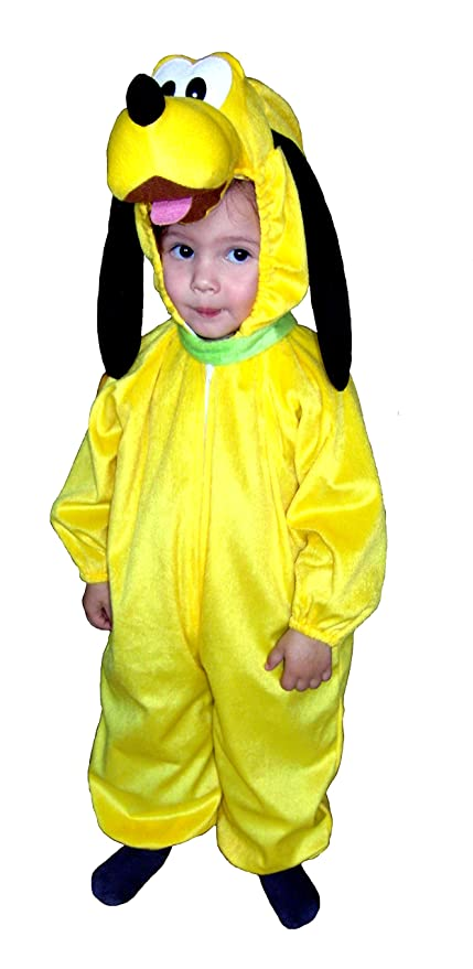 EL CARNAVAL Disfraz Pluto Bebe 1 a 2 años - Disfraces niños ...
