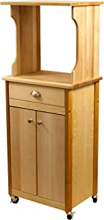 product image for Catskill Craftsmen Hutch Top Cart with Enclosed Storage