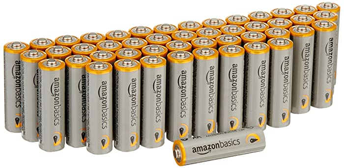 Top 7 Rechargeable Aa 8Pack Amazonbasics
