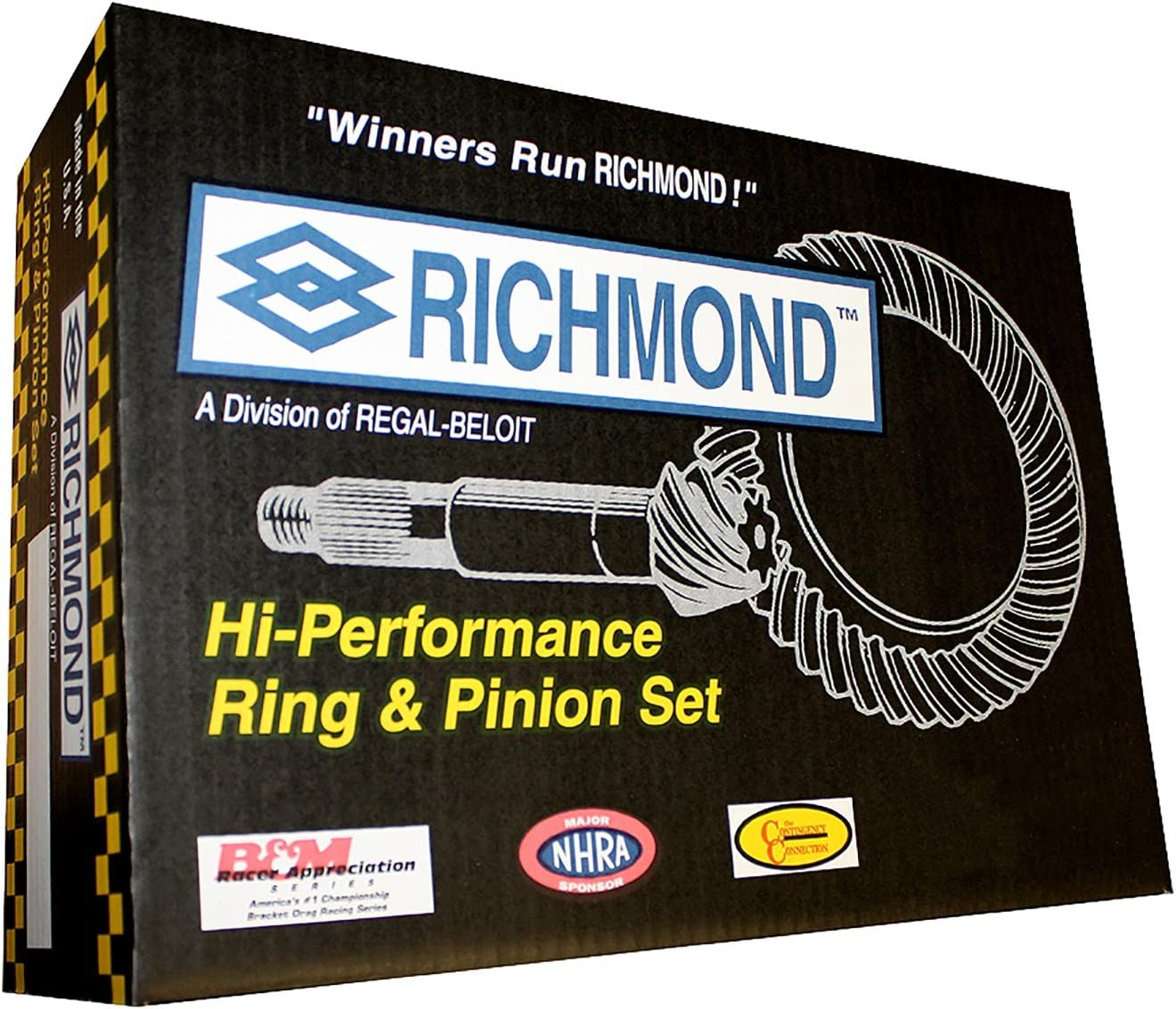 Richmond Gear 69-0171-1 5.13 8.5IN 10 BOLT GM