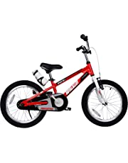 RoyalBaby Space No. 1 Aluminum Kid's Bike, 12-14-16-18 inch Wheels, Four Colors Available
