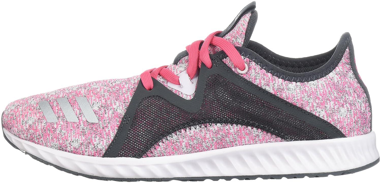 adidas Women's Edge Lux 2 W B0716X64QV 6 B(M) US|Orchid Tint/Metallic Silver/Dark Solid Grey