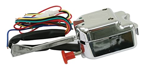 Amazon.com: Empi 16-2101 Universal Turn Signal Switch, Vw Baja Manx on oxygen sensor extension harness, alpine stereo harness, electrical harness, cable harness, battery harness, suspension harness, radio harness, pony harness, obd0 to obd1 conversion harness, engine harness, amp bypass harness, safety harness, maxi-seal harness, dog harness, fall protection harness, nakamichi harness, pet harness,