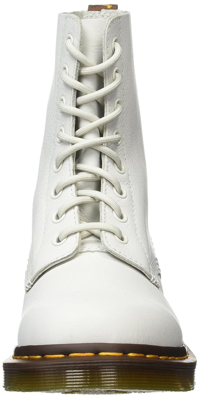 Dr. Martens Women's Pascal Leather Combat B Boot B01AMQ4RXW 3 UK/5 B Combat US|White 9cd2a9