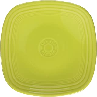 product image for Fiesta 7-3/8-Inch Square Salad Plate, Lemongrass