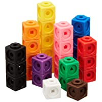 Learning Resources Cubes Mathlink (Jeu de 100), LER4285