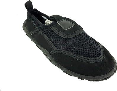 Shocked Boys Aqua Shoes Size