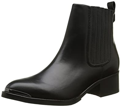 Womens Cbe Panel Chelsea 26-48982 Ankle Boots Bianco