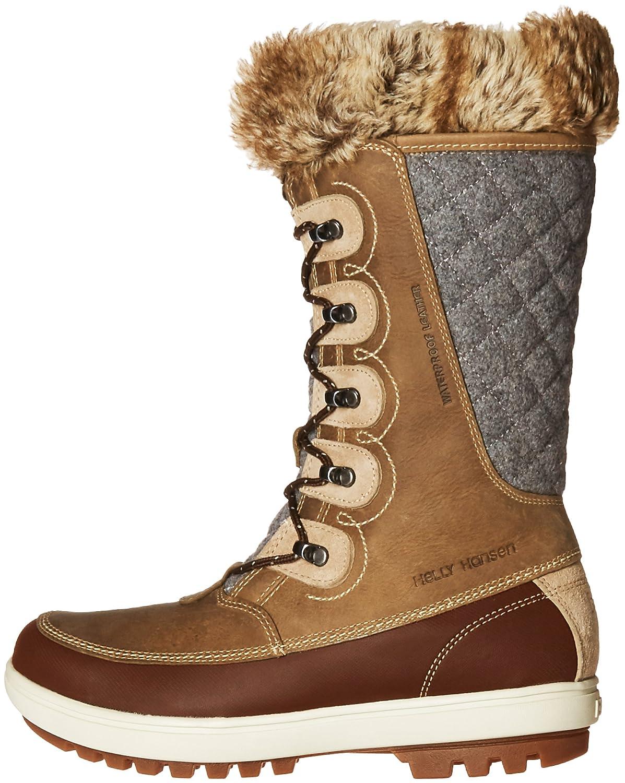 Helly Hansen Women's W Garibaldi Vl-W Cold Weather Boot B01ALHK6EG 7 B(M) US|Camel/Coffee Bean/Bungee Cord/Natural/Khaki/Angora/Sperry Gum