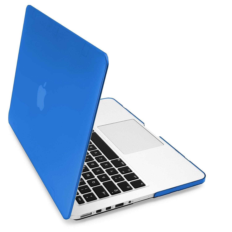 MyGadget Funda Dura para Apple Macbook Pro Retina 15 Modelo A1398 de 2013 a Mediados 2016 Rosa Carcasa Slim Hard Case Ultra Delgada