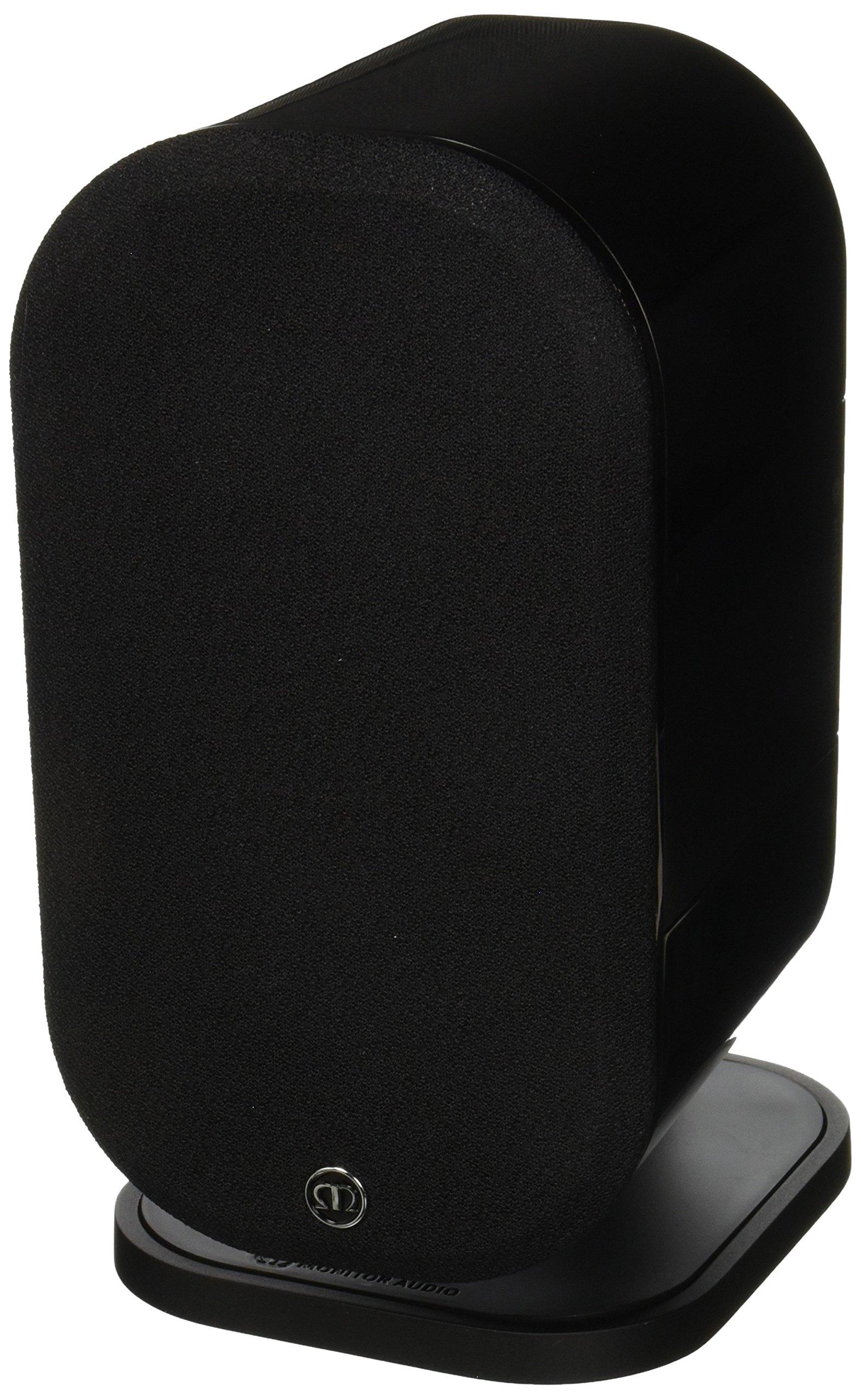 Monitor Audio- Apex A10 Satellite Speaker- Each (Black Metallic) by Monitor Audio
