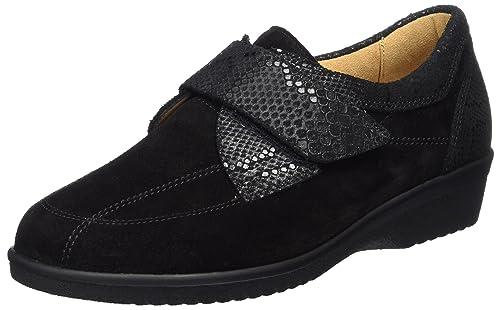 GanterSensitiv Inge-i - Mocasines Mujer, Color Negro, Talla 41: Amazon.es: Zapatos y complementos
