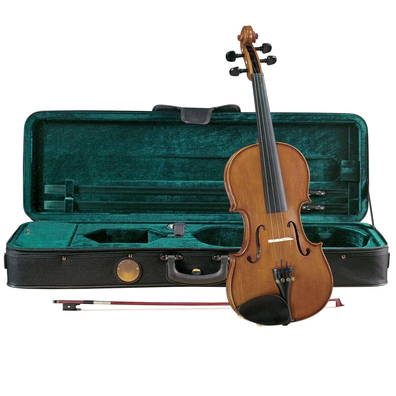 Cremona SV-175 Premier Student Violin Outfit - 4/4 Size by Cremona