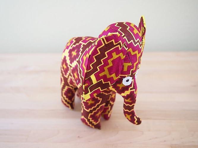 Amazon.com  African Mini Elephant Stuffed Animal 4f5ac7b83