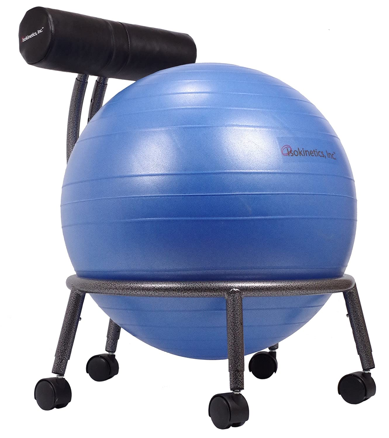 Isokinetics Adjustable Balance Ball Chair