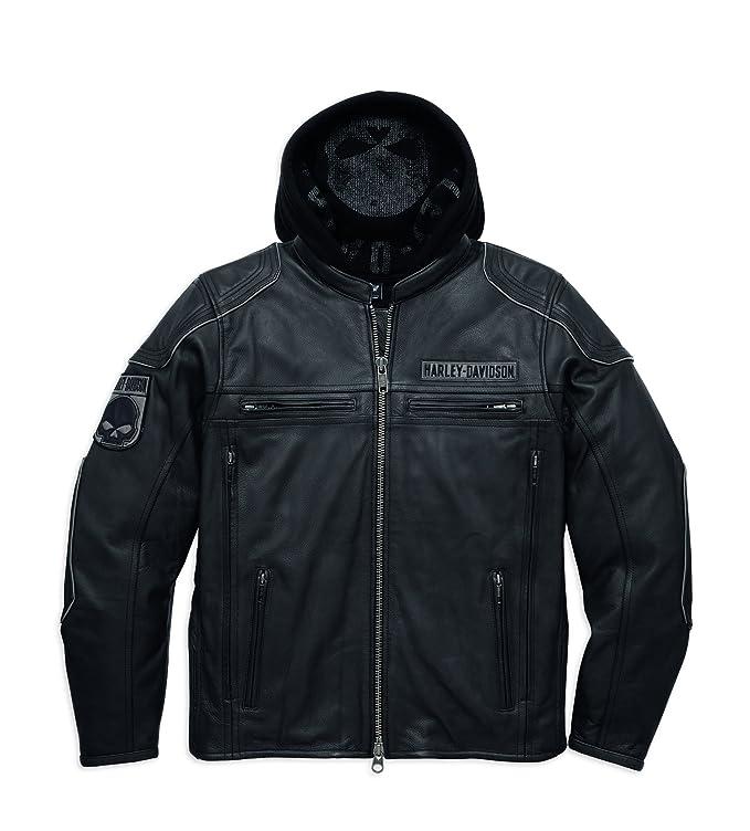 Harley-Davidson 98097 - 16 VM auroral chaqueta de piel 3-in ...