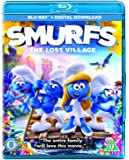 Smurfs The Lost Village Blu-Ray + Digital Download