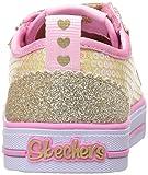 Skechers Kids Girls' Shuffles-Itsy Bitsy